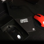 Комплект SteelSeries Kinzu V2 Optical