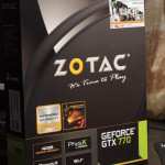 Упаковка ZOTAC GeForce GTX 770
