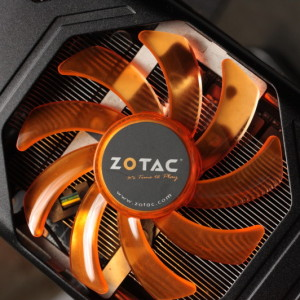 ZOTAC GeForce GTX 770 с 4096Mb